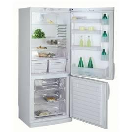 Service Manual Kombination Kühlschrank / Gefrierschrank CANDY CFC 452 Biocold und Futura