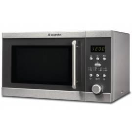 Mikrowelle ELECTROLUX EMS 20405 X Edelstahl