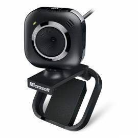 Bedienungsanleitung für Webcam MICROSOFT LifeCam VX-2000 (YFC-00005) blackna