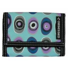 Geldbörse OBSESSED 3071-Augenfarbe Blau - Anleitung