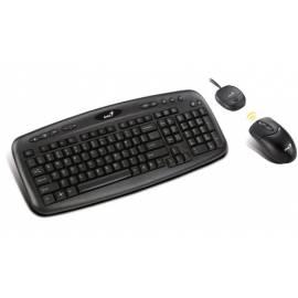 Service Manual GENIUS-Tastatur-Maus set Wireless KB-600 (31340138113)