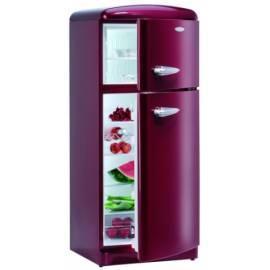 Bedienungshandbuch Kühlschrank GORENJE RF 6275 oder