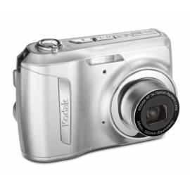 Datasheet KODAK EasyShare C142 Digitalkamera (CAT 121 1986) Silber