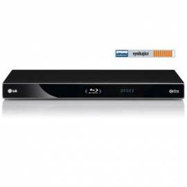 Benutzerhandbuch für Blu-Ray-Player LG BD570 schwarz
