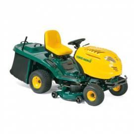 Die Traktor-YARD-MAN HN 5160 zum Deluxe gelb/grün