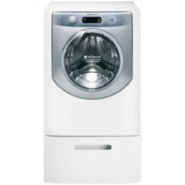 Datasheet Waschmaschine mit Trockner Trockner HOTPOINT-ARISTON AQM9D 49 U H (EU) / b silber/weiss