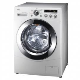 Benutzerhandbuch für Waschmaschine LG F1447TD white