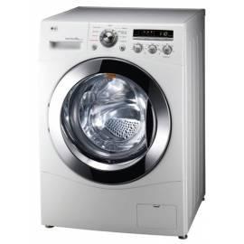 Bedienungsanleitung für Waschmaschine LG F1247TD weiß