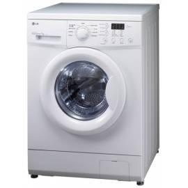 Waschmaschine LG F1068LD weiß Gebrauchsanweisung