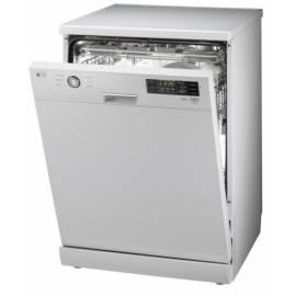 LG D1421WF-Geschirrspüler-weiß