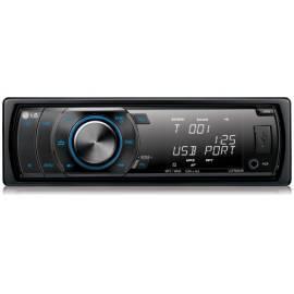 Bedienungshandbuch CD-Autoradio mit der LG-LCF600UR-schwarz