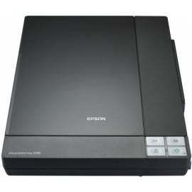 Skener EPSON Perfection Perfection V30 (B11B193013) schwarz Bedienungsanleitung