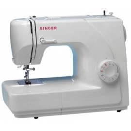 SINGER Nähmaschine 1507 SMC/00 weiß Bedienungsanleitung