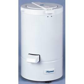 Datasheet Wasch-Maschine Whirlpool/Zentrifuge ROMO C 46 weiß