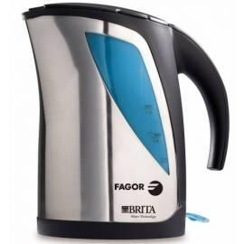 Service Manual Wasserkocher FAGOR TK-600 Edelstahl