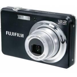 Bedienungshandbuch Digitalkamera Fuji FinePix J32 schwarz + SD2GB
