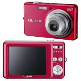 Service Manual Kamera Fuji FinePix J32 rot + SD2GB