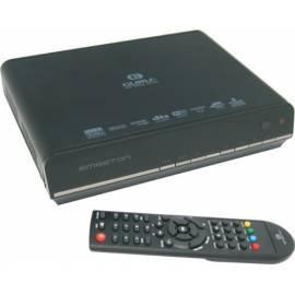 Benutzerhandbuch für Multimedia Center EMGETON GURU 5 mit keine HDD-Schwarz