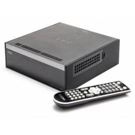 Bedienungshandbuch Multimedia Center EMGETON DVICO R-6600N Full HD ohne HDD Schwarz