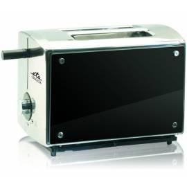 PDF-Handbuch downloadenETA 3130 90000 Toaster Schwarz/Edelstahl