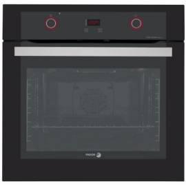 Benutzerhandbuch für Ofen FAGOR 6 h - hat 760 schwarz N