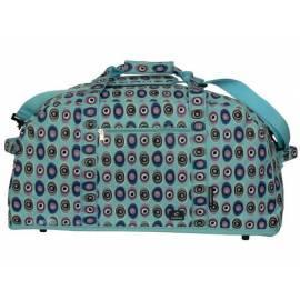 Reisetasche OBSESSED 003-Augenfarbe Blau
