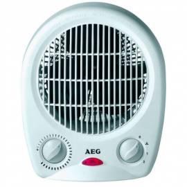 STIEBEL ELTRON Heissluft Ventilator HS 203T weiß Gebrauchsanweisung