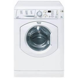 deutsche bedienungsanleitung f r automatische waschmaschine hotpoint ariston arsf1290 wei. Black Bedroom Furniture Sets. Home Design Ideas