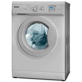 Datasheet BAUKNECHT BW325SL Edelstahl Waschmaschine.