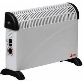 Heißluft Konvektor ARDES 461 weiss Gebrauchsanweisung