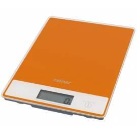 Datasheet Küchenwaage Reiniger 34Z052 Orange