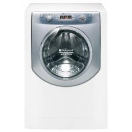 Datasheet Automatische Waschmaschine HOTPOINT-ARISTON AQSF09U silber/weiss