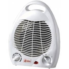 Bedienungsanleitung für Hot Air Fan ARDES 451 weiß