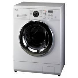 Bedienungshandbuch Waschmaschine LG F1422QD weiß