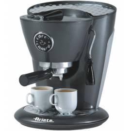 Handbuch für ARIES-Espresso SCARLETT Charme 1332 schwarz