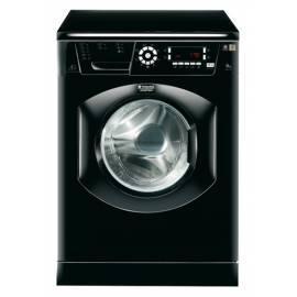 Automatische Waschmaschine HOTPOINT-ARISTON ARGD149KR schwarz Gebrauchsanweisung