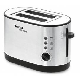 Service Manual Toaster TEFAL Toast Evolutive TT390130 Schwarz/Edelstahl