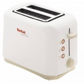 Toaster TEFAL Toast Express TT356430 weiß Bedienungsanleitung