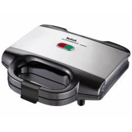 Handbuch für Toaster TEFAL Ultra Compact SM1552 Schwarz/Edelstahl