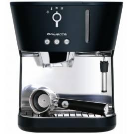 Espresso ROWENTA ES440030 Perfecto Schwarz/Edelstahl Bedienungsanleitung