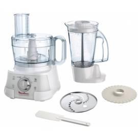 Service Manual Küchenmaschine MOULINEX Masterchef FP 513 HB7 weiß/Metall/Kunststoff