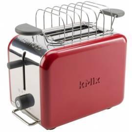 Service Manual Toaster KENWOOD kMix TTM021 rot