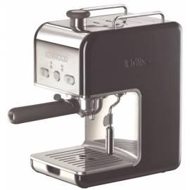 Bedienungsanleitung für Espresso KENWOOD kMix ES024 schwarz