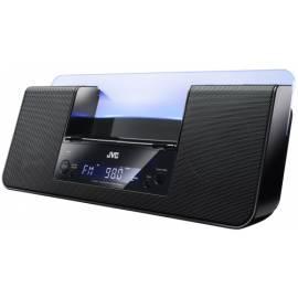Bedienungsanleitung für Lautsprecher JVC NXPN10 schwarz