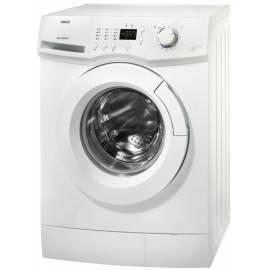Datasheet Waschmaschine ZANUSSI ZWG1120M weiß