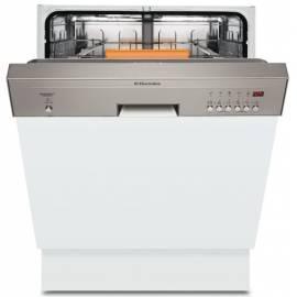 Bedienungshandbuch ELECTROLUX Geschirrspüler ESI 66065 XR Edelstahl