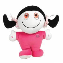 Der MP3-Player, einschließlich LILY V2 (5411519012531) weiss/rosa Bedienungsanleitung