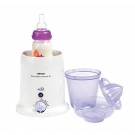 TOPCOM Babyflasche wärmer 301 (5411519012845) weiß - Anleitung