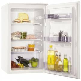 Bedienungsanleitung für Kühlschrank ZANUSSI ZRG310W weiß