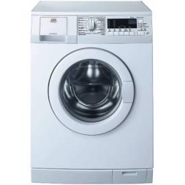 Waschmaschine AEG ELECTROLUX Lavamat 60840-L weiß Bedienungsanleitung